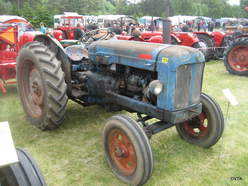 19  fordson major diesel
